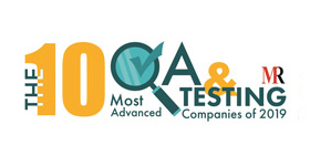qa testing company awards