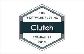 top software testing company awarded by clutch