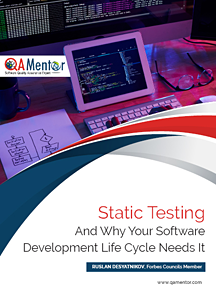 software testing whitepaper