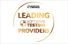 software testing company awards