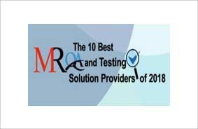software testing company award