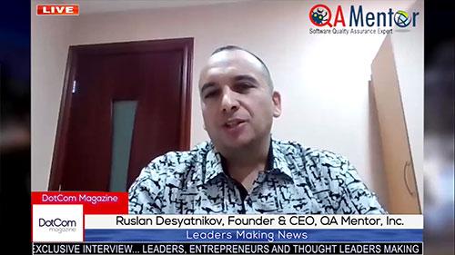 ruslan qa mentor interview